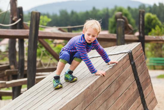 Trixi Ferienpark Zittauer Gebirge: Abenteuerspielplatz
