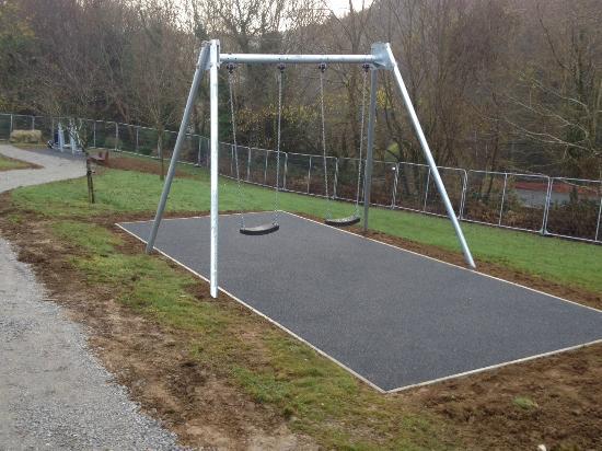 Kilbrittain Whale: Playground