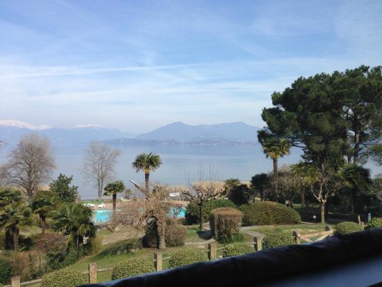 Hotel Conca Azzurra : Panorama dal ristorante