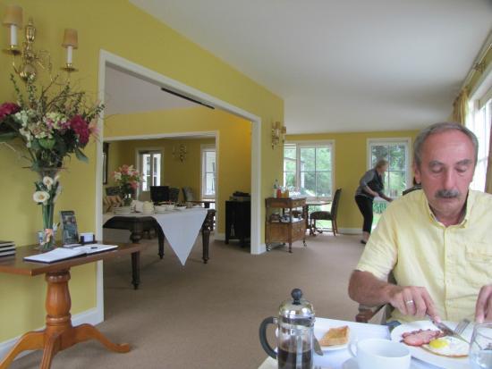 Glen Isla House: Eleganter, gemütlicher Frühstücksraum
