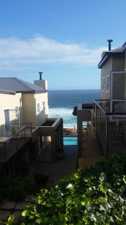 Brenton On The Rocks Guesthouse : View