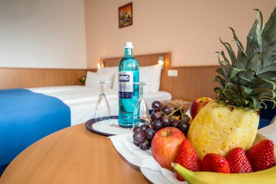 Hotel Goldener Pflug: Zimmerfrühstück