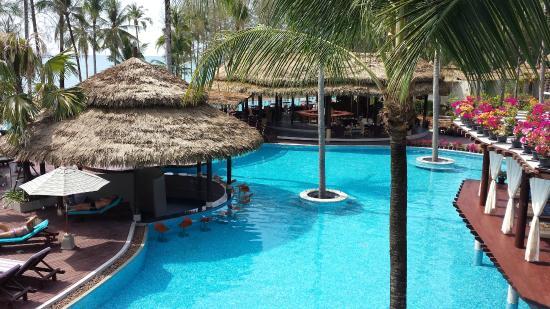 gro er pool picture of the haven khao lak khao lak tripadvisor. Black Bedroom Furniture Sets. Home Design Ideas