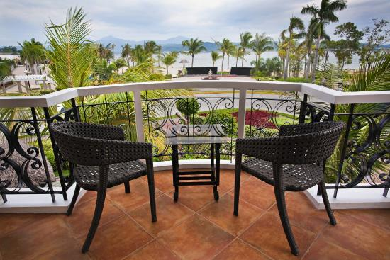 Moonbay Marina Leisure Resort: El Sol balcony overlooking the ocean