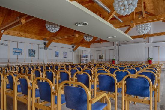 Rogla Hotel: Snežna dvorana