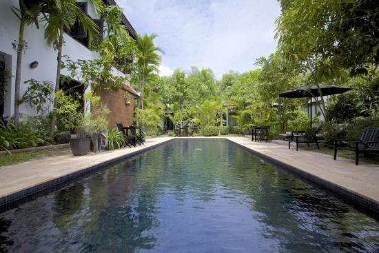 Bunwin Boutique Hotel: Swimming Pool