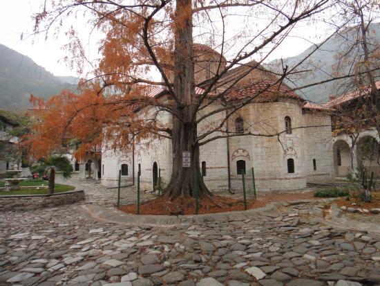 Bachkovo Monastery: Бачковский манастырь