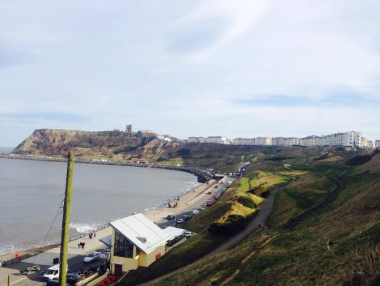 The Clifton Hotel - Scarborough: View outside hotel