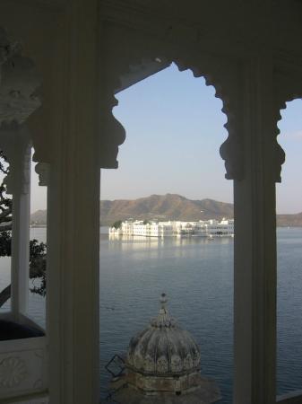 Jaipur, India: Taj Lake Palace
