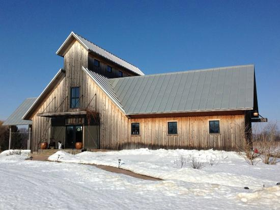 Wakeman, OH: Vermilion Valley Vineyards