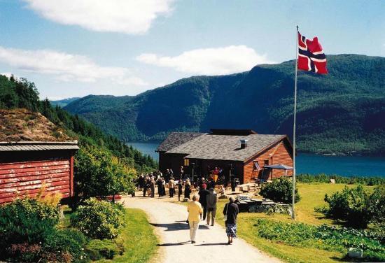Sogn og Fjordane, Noruega: Luftkamp museumet