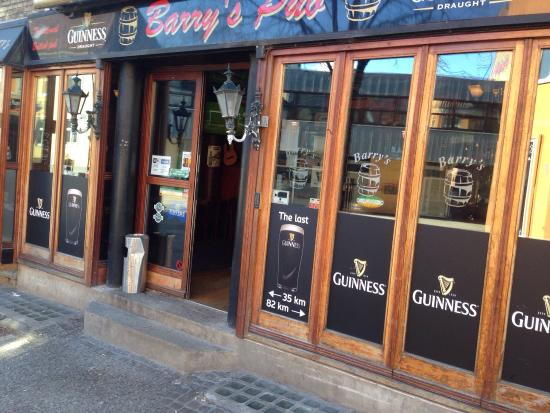 Barry's Pub