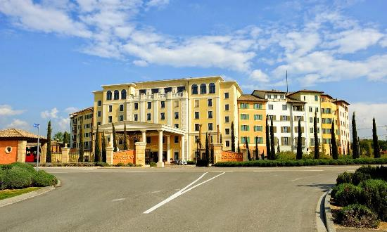 Erlebnishotel colosseo picture of hotel colosseo - Hotel colosseo europa park ...