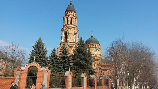 Ozeryanska Church