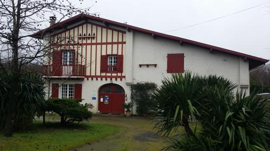 Maison basque foto van ferme hondouan biaudos tripadvisor for Photos maison basque