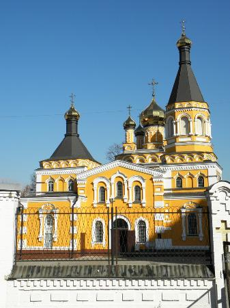 Solomyanska Holy Pokrova Church