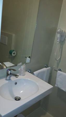 Hotel Augustus: Bagno