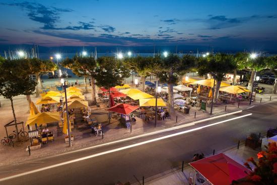 Port de rives picture of thonon les bains haute savoie tripadvisor - Restaurant port de thonon ...