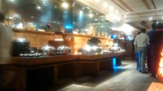 Barbeque Nation: Buffet