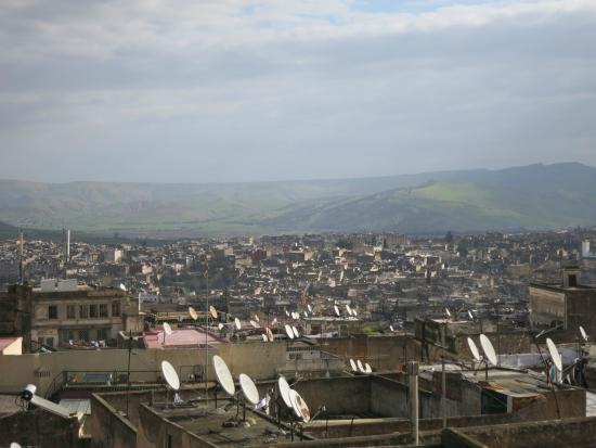 Dar Ahl Tadla: 頂樓風景