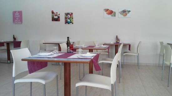 Sorrabona Hotel: Кафе в отеле