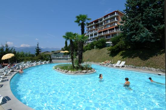 Hotel Colibri: Outdoor pool