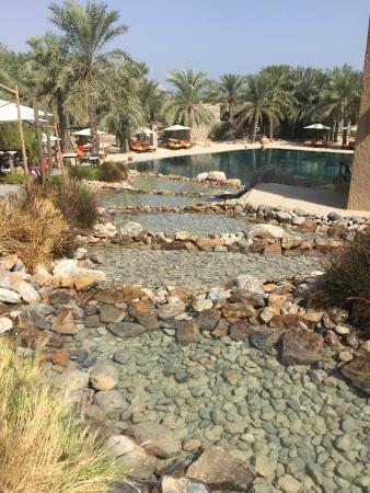 Six Senses Zighy Bay: Территория отеля