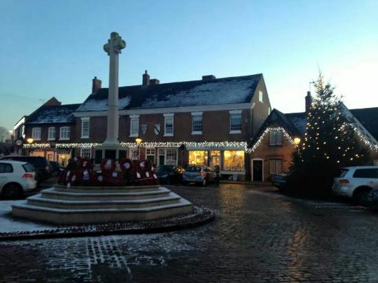 Market Bosworth Hall Hotel Spa