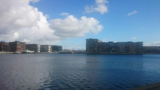 STAY Copenhagen: View from in and outside the loft apartment building 11 floor 6