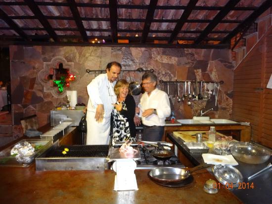 El Matador: Kitchen Humour