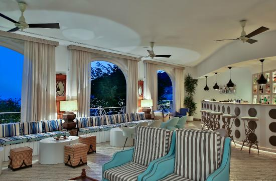 Capri Tiberio Palace : Jacky Bar