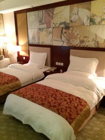 Huludao, China: Beds
