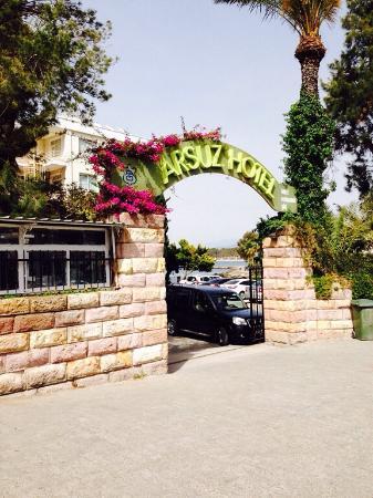 Arsuz Hotel: Отель Арсуз