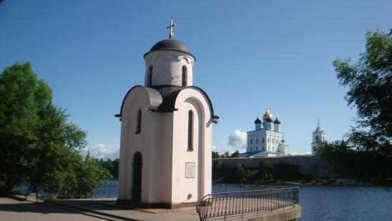 ‪Olginskaya Chapel And Viewing Point‬