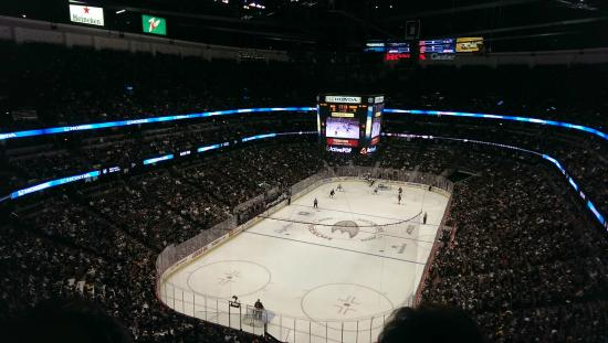 Honda Center: View From Our Seats