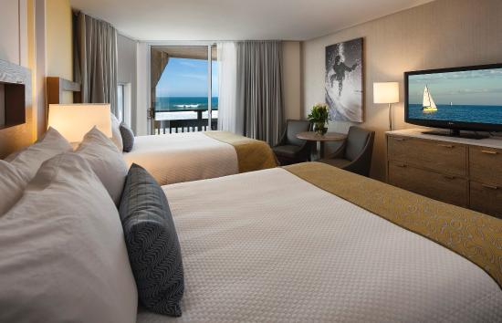 Blue Sea Beach Hotel: Recently Renovated Ocean View Guest Room