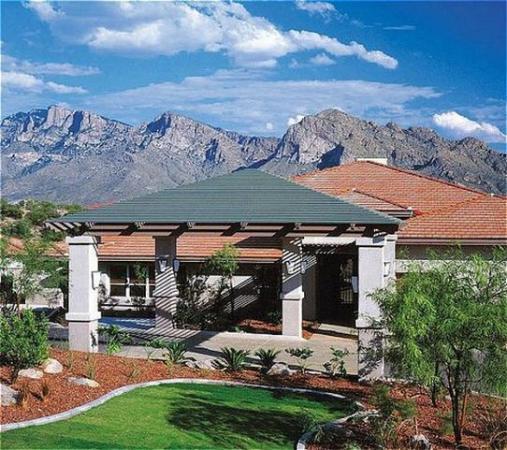 Resort Hotels In Tucson: The Golf Villas At Oro Valley