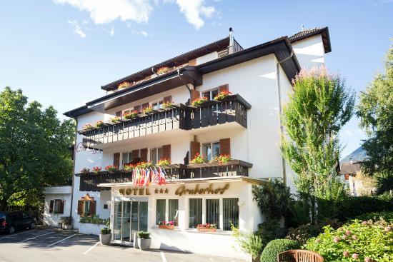 Hotel Gruberhof: Aussenansicht