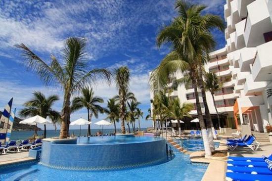 El Quijote Inn: Pool