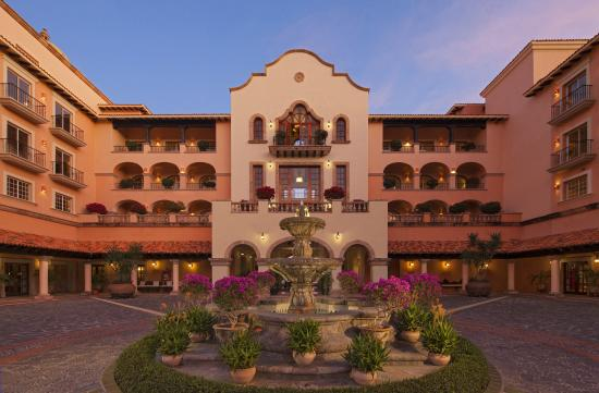 Sheraton Hacienda del Mar Golf & Spa Resort Los Cabos: Exterior