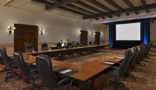 Sheraton Grand Los Cabos Hacienda del Mar: Meeting Room