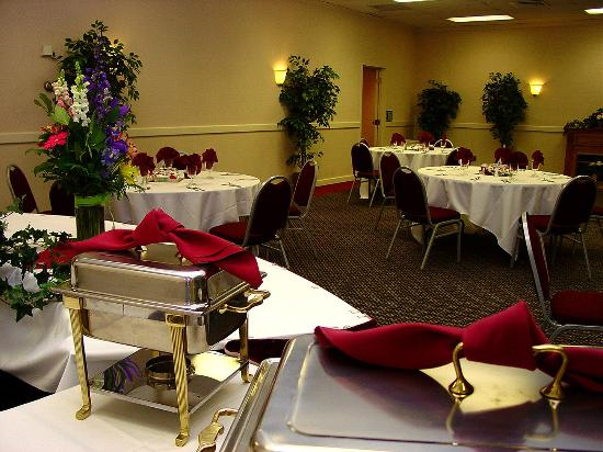 Salt Lake Plaza Hotel: Banquet Room