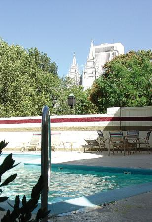 Salt Lake Plaza Hotel: Pool