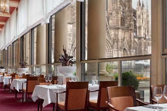 Dom Hotel Koeln : Restaurant Le Merou