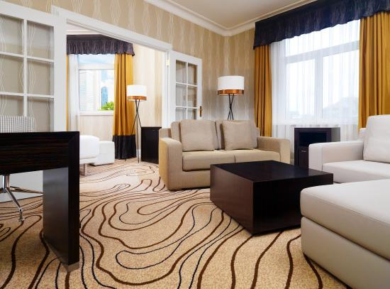 Le Meridien Frankfurt: Junior Suite