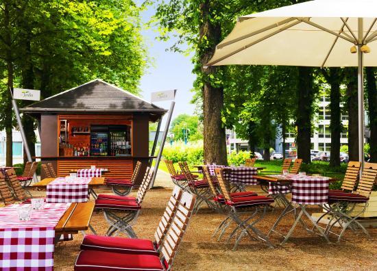Le Meridien Parkhotel Frankfurt: Le Jardin