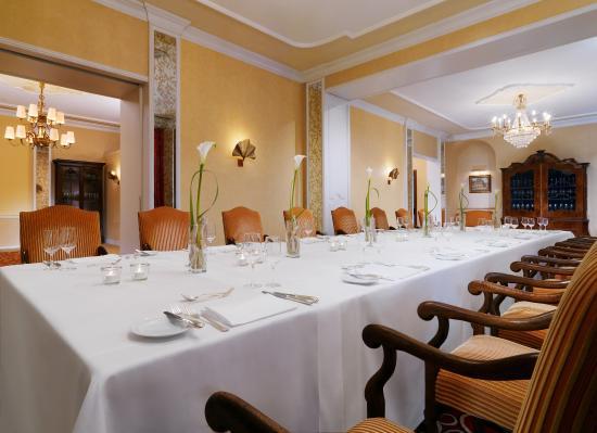 Le Meridien Parkhotel Frankfurt: La Truffe
