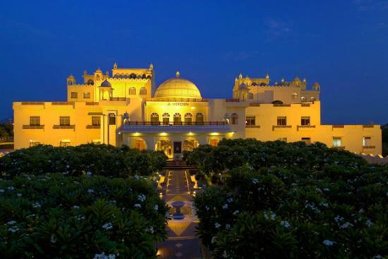 Le Meridien Jaipur: Front View
