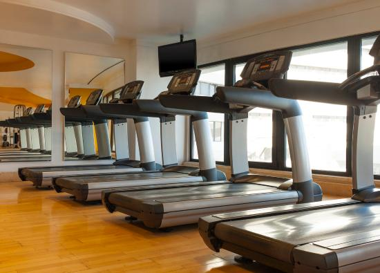 Le Meridien Amman: Fitness Center