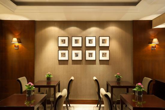 Le Meridien Amman: Club Lounge